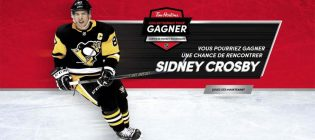 Concours Tim Hortons Collectionnez pour gagner avec Sidney Crosby