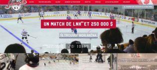 Compétition Kraft Hockeyville