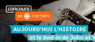 concours-radio-canada-bed-in-john-yoko