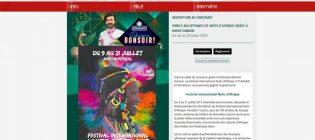 Concours Bonsoir bonsoir Vibrez aux rythmes de Nuits d'Afrique grâce à Radio-Canada