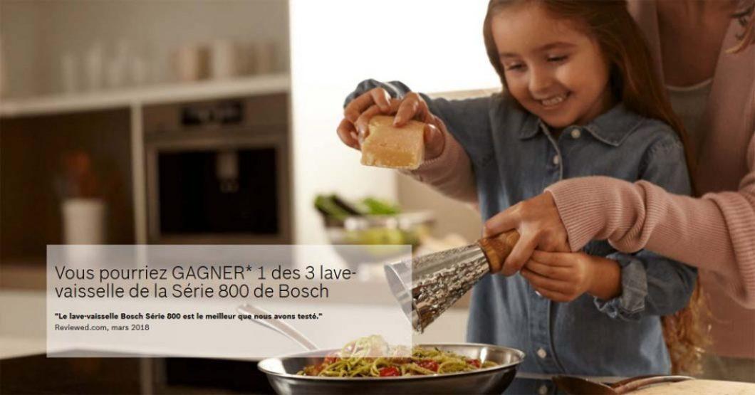 Concours Bosch Célébrer l'été