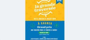 Concours Marché Richelieu La grande traversée du Québec