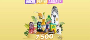 Concours Couche-Tard Roche Papier Cadeaux