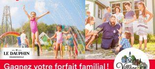 Concours Rouge FM Village Québécois d'Antan