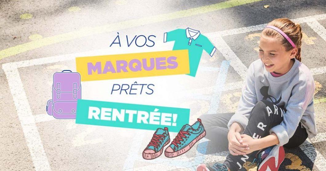 Concours Salut Bonjour SB Privilèges À vos marques, prêts, Rentrée