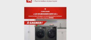 Concours Brault & Martineau Ça va brasser avec LG