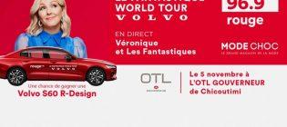 Concours Le Fantastique World Tour Volvo