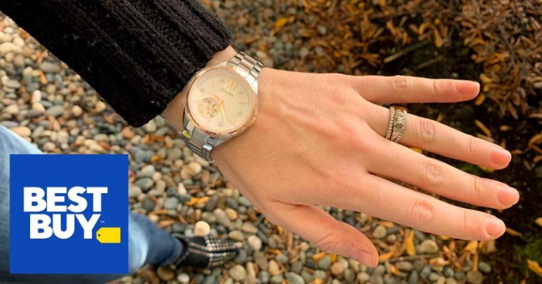 Concours Best Buy Gagnez une montre Bulova