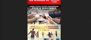 Concours Les soupers du 102.7 Rouge
