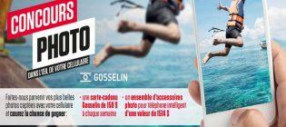 Concours Journal de Montréal & de Québec Gosselin Photo Dans l'œil de votre cellulaire