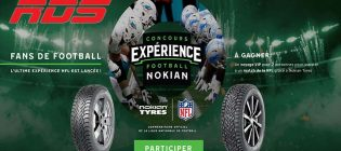 Concours RDS Expérience Football Nokian