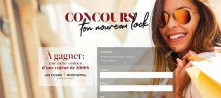Concours TVA Ton nouveau look