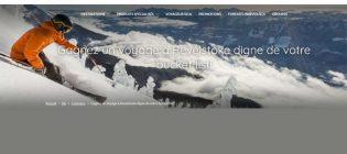 Concours Gendron Ski Gagnez un voyage à Revelstoke digne de votre bucket list