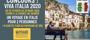 Concours Mayrand Viva Italia