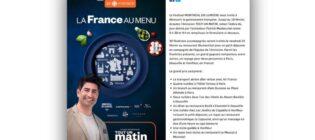 Concours Radio-Canada La France au menu