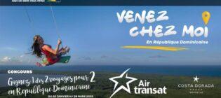Concours Venez Chez Moi en République dominicaine