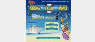 Concours Naviguez avec Ficello pour gagner Black Diamond Cheestrings/Ficello