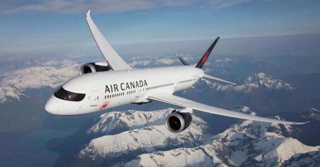 Concours Air Canada Du festin au voyage