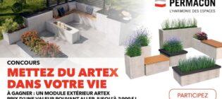Concours Du jardin dans ma vie Mettez du ARTEX dans votre vie