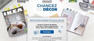 Concours Bonsoir bonsoir Changez de décor