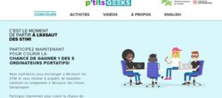 Concours Défi des p'tits geeks