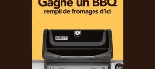 Concours Fromages d'ici (Lait du Québec) Sauve tes boulettes