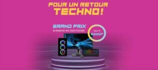 Concours Boni-Soir Pour un retour techno