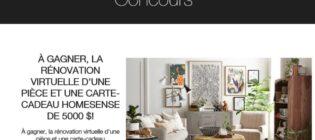 Concours TJX STYLE+ Designer d'intérieur virtuel