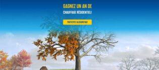 Concours Ultramar Gagnez un an de chauffage résidentiel