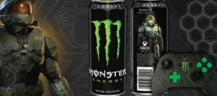 Concours Couche-Tard Monster Xbox Halo