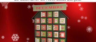 Concours du Calendrier de Noël Salut Bonjour