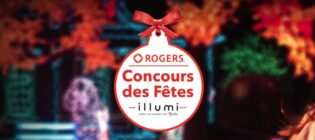 Concours des Fêtes Rogers illumi