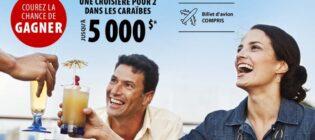 Concours Expedia Cruises Gagnez des vacances de rêve