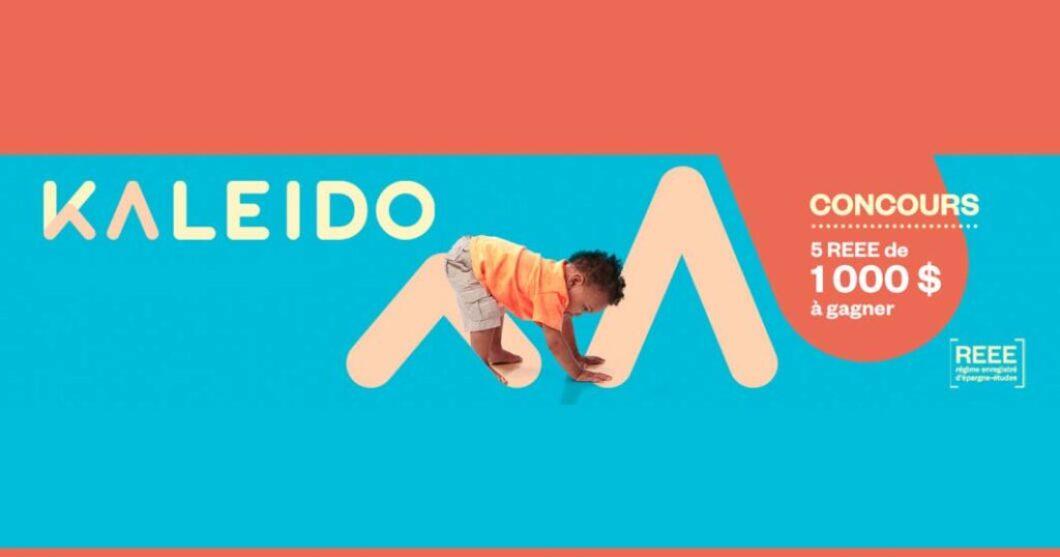 Concours Kaleido avec Brunet