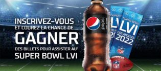 Concours Pepsi Canada SuperBowl Texter-pour-gagner Text-2-Win