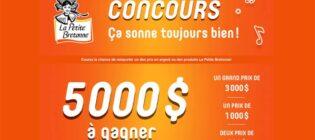Concours La Petite Bretonne Ça sonne toujours bien!
