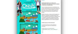Concours Radio-Canada Jeu des erreurs de l'univers ONIVA!