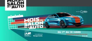Concours TVA Mois du salon de l'auto du Journal de Québec