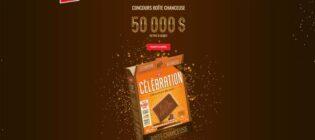 Concours Célébration « La boîte chanceuse » des Biscuits Leclerc