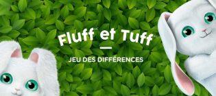 Concours Trouvez les différences avec Cascades Fluff & Tuff