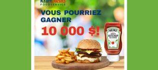 Concours du service alimentaire Kraft Heinz