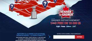 Concours Kruger Trouver la coupe pour Gagner