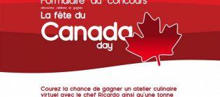 Concours La fête du Canada : découvrez, célébrez et gagnez
