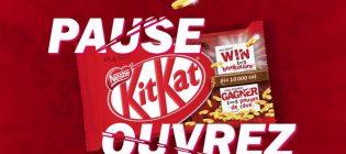 Concours Pause de rêve KitKat