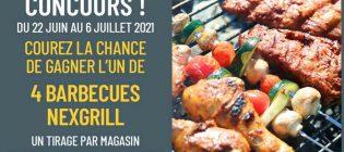 Concours Mayrand Barbecue Nexgrill
