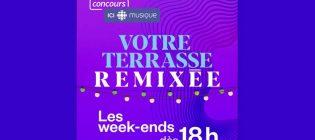 Concours Radio-Canada Votre terrasse remixée