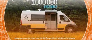 Concours Défi Pierre Lavoie Le Grand week-end 1 000 000 de km ensemble