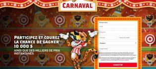 Concours Carnaval de Cheetos