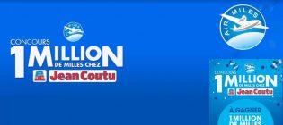 Concours Un million de milles chez Jean Coutu
